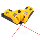 90 Degree Angle Laser Level Vertical Horizontal Measurement Tool