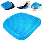 Orthopedic Gel Memory Foam Seat Support Cushion