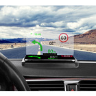 Car Phone GPS Combo Heads Up Display Unit