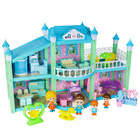 Multi-level Majestic Mansion Castle Doll House Palace Toy Set