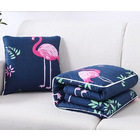 Flamingo Blanket & Cushion 2 in 1