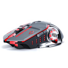 Gaming Wireless Optical Mouse (Space Grey)
