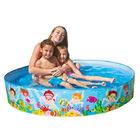 Intex 5ft Snapset Swimming Pool 5'X10""