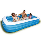 Intex Swim Center inflatable Family Swimming Pool