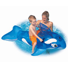 Intex Inflatable Whale Ride On Swimming Pool Toy