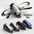 Sunglasses Clip Car Vehicle Visor Holder