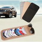 Auto Car 12 CD / DVD Visor Storage Organizer