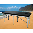 Professional Foldable Massage Table (Black)