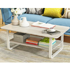 Varossa Elegance Coffee Table with Shelf