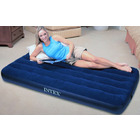 Intex Classic Downy Inflatable Single Mattress Air Bed