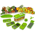 Vegetable Fruit Dicer Slicer Food Processor Cutter 10 PC Set