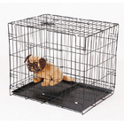 Foldable Metal Wire Pet Dog Cage