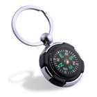 Portable Compass Outdoor Camping Travel Navigation Keyring Key Chain
