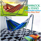 Hammock with Steel Stand