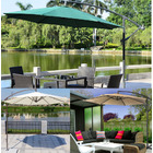 3m Steel Round Cantilever Outdoor Umbrella