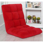 Varossa Charming Versatile Recliner Sofa Chair (LARGE, RED)