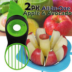 2 PK Avocado Slicer + Apple Corer