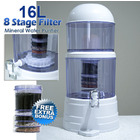 7 Stage Natural Mineral Water Dispenser & Bonus Extra Filter B