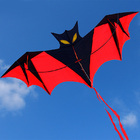 Huge Bat Kite with Free Line Set