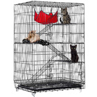 Large 4-Level Pet Cat Bird Cage