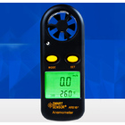Digital Anemometer Wind Speed & Temperature Meter with Bonus Silicone Cover