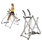 Air Walker Exercise Pro Cross Trainer Stepper Nordic Exerciser
