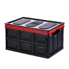 Large 50L Foldable Storage Organizer Box