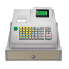 Electronic Alpha-Numeric Cash Register