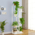 Wonderland 6-Tier Garden Plants Stand Planter Shelf (White)