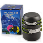 Camp Outdoor Cooking Camping Pots Set