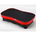 Ultra Slim Vibration Machine Whole Body Shaper Plate (Red)