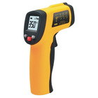 Infrared Non-contact Thermometer with Laser Aimpoint