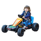 Battery Powered Go Kart Kids Ride On Electric Car