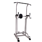 2 in 1 Heavy Duty Power Tower & Air Walker Pull Up Stand Fitness Station