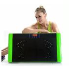 XL Ultra Slim Vibration Machine Platform (Green)
