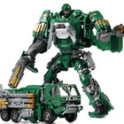 2 In 1 Robot Truck Transformer Toy