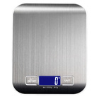 5kg Digital Precision Kitchen Postal Platform Scale Stainless Steel