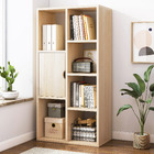 Organizer Storage Display Shelf  Cabinet Closet (White)