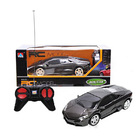 RC Remote Control Sports Car with Lights 1:24 (Black)