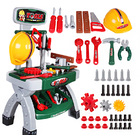 Tool Bench Workshop Playset Kids Toy Set