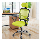 Advanced High Back Deluxe Ergonomic Office Chair (Fresh Green)