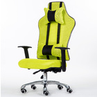Champion High Back Racer Reclining Office Chair (Green)