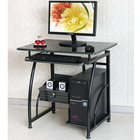 Essential High Gloss Office Student Computer Desk