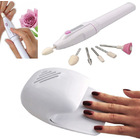 Professional Nail Dryer & Salon Decorator Shaper Manicure Kit