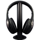 5 in 1 Hi-Fi Wireless Headphones