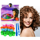 Magic Roller Hair Curler Pack (Purple Box)