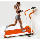 IRUN Fitness Trainer Treadmill (Orange)