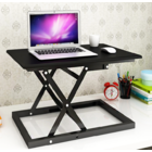 Office Pro Height Adjustable Standing Table Sit Stand Desk
