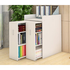 Infinity Vertical Cabinet Shelving System 2-Drawer (White)