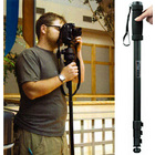 1.7m Compact Monopod Unipod for Digital Camera SLR